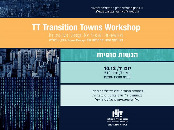 TR Transition Towns Workshop
