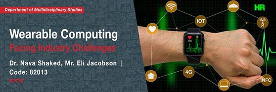 Wearable Computing - Facing Industry Challenges
