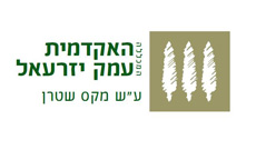 The Max Stern Yezreel Valley College's Logo