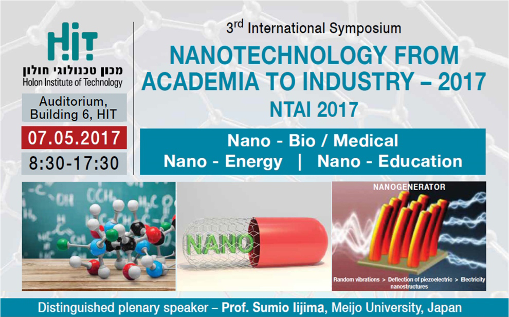 Nanotechnology from Academia to Industry 2017