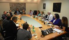 Dayton, Ohio's senior officials visited HIT