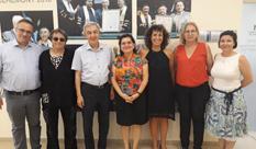 Prof. Melda N.Yildiz from NYIT visited HIT