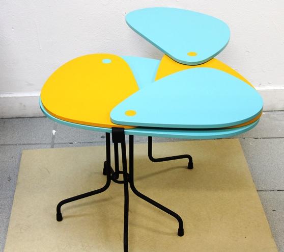 עמית גפנר - שולחן קפה נפתח