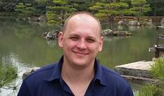 דמיטרי פטשוב- בוגר המכון שעומד לסיים דוקטורט ביפן