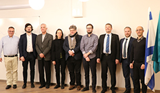 Delegation from the University of West Bohemia, CZ visited HIT