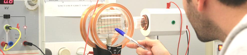 """לימודי הנדסה במכון הטכנולוגי חולון. בתמונה: מעבדת """"העל"""" במכון"""